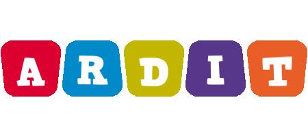 Ardit daycare logo