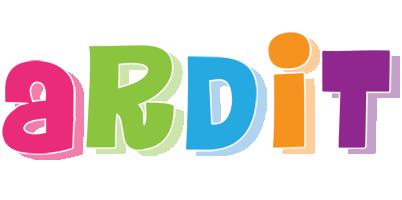 Ardit friday logo