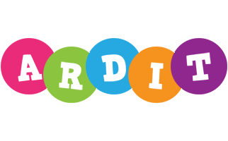 Ardit friends logo