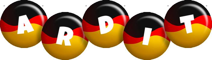 Ardit german logo