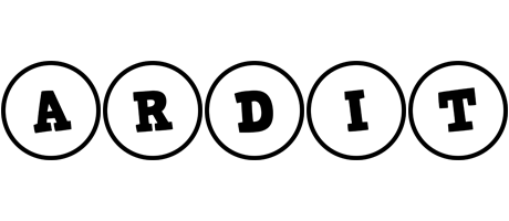 Ardit handy logo