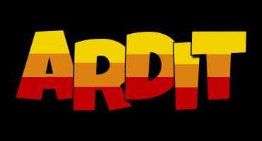 Ardit jungle logo