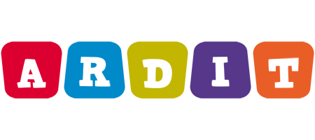 Ardit kiddo logo