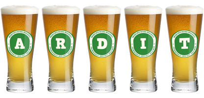Ardit lager logo