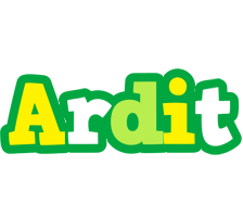 Ardit soccer logo