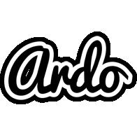 Ardo chess logo
