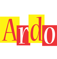 Ardo errors logo