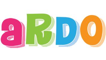 Ardo friday logo