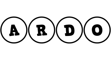 Ardo handy logo