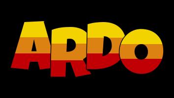 Ardo jungle logo