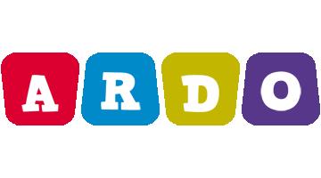 Ardo kiddo logo