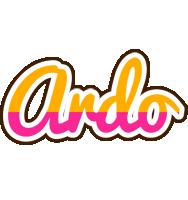 Ardo smoothie logo