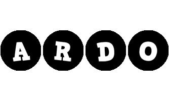 Ardo tools logo