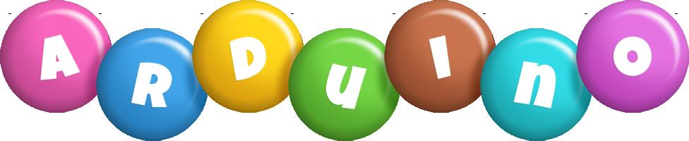 Arduino candy logo