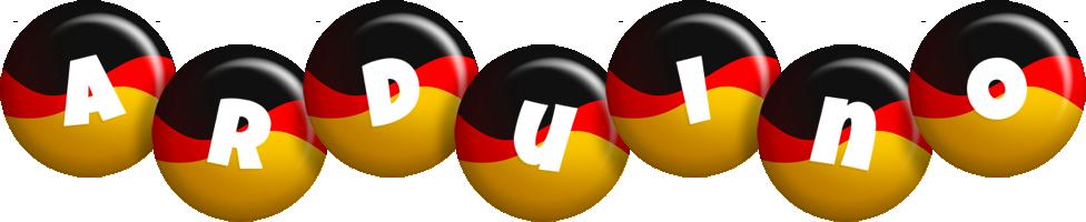 Arduino german logo