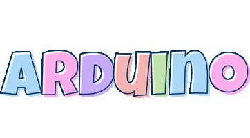 Arduino pastel logo