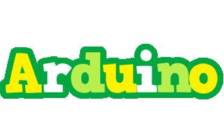 Arduino soccer logo