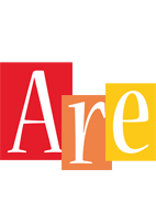 Are colors logo