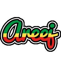 Areej african logo