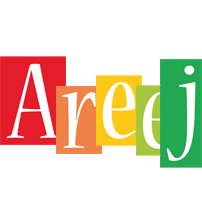 Areej colors logo