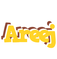 Areej hotcup logo