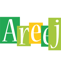 Areej lemonade logo