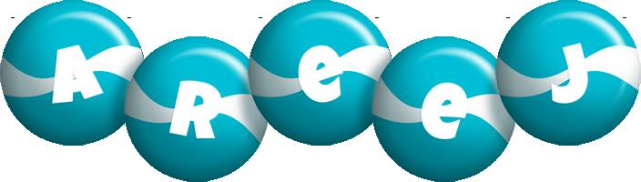 Areej messi logo