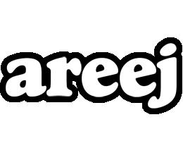 Areej panda logo