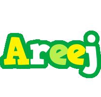 Areej soccer logo