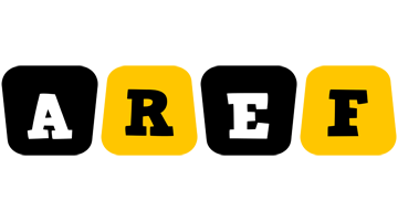 Aref boots logo