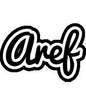 Aref chess logo