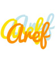 Aref energy logo