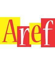 Aref errors logo