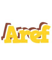 Aref hotcup logo