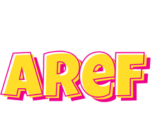 Aref kaboom logo