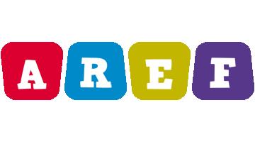 Aref kiddo logo