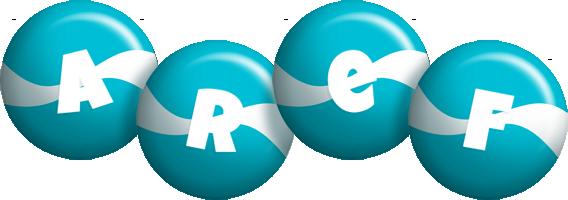 Aref messi logo
