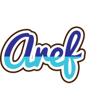 Aref raining logo