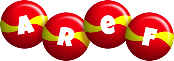 Aref spain logo
