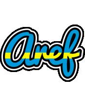Aref sweden logo