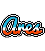 Ares america logo
