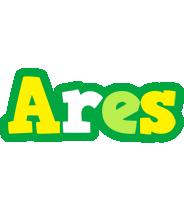 Ares soccer logo