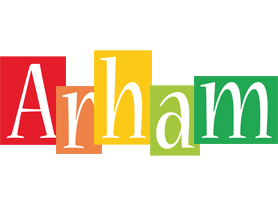 Arham colors logo