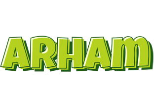 Arham summer logo