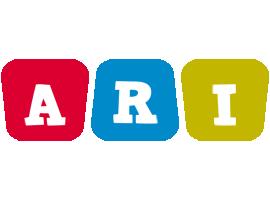 Ari kiddo logo