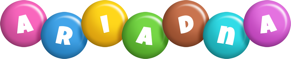 Ariadna candy logo