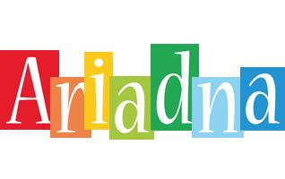 Ariadna colors logo