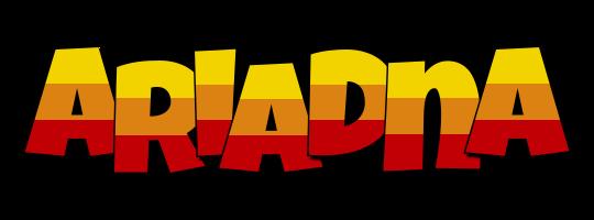 Ariadna jungle logo