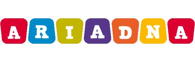 Ariadna kiddo logo