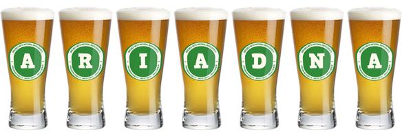 Ariadna lager logo